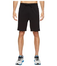 Asics Knit Shorts Performance Black Men's Shorts