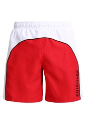 Chiemsee Swimming Shorts Red