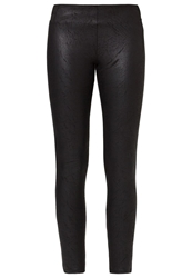 Tom Tailor Denim Marble Leggings Black