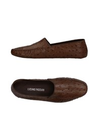 Luciano Padovan Loafers Brown