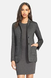 Women's Atm Anthony Thomas Melillo Bonded Knit Blazer