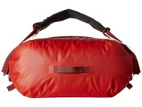 Arc'teryx Carrier Duffel 55 Cardinal Duffel Bags Red