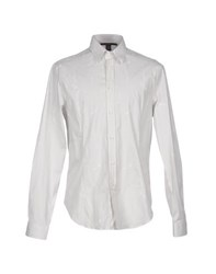 Class Roberto Cavalli Shirts Shirts Men Light Grey