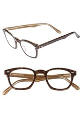 Corinne Mccormack 'Annie' 46Mm Reading Glasses Brown