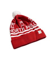 Tuck Shop Co. North Philly Knit Beanie Red