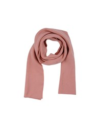 Fontana Couture Oblong Scarves Pink