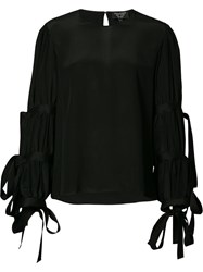Creatures Of The Wind Tav Blouse Black