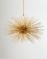 Kelly Wearstler Strada 20 Light Pendant