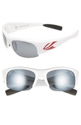 Men's Kaenon 'Hard Kore' 63Mm Polarized Sunglasses White Grey G12
