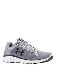 Under Armour Assert 6 Running Shoes Steel Black White