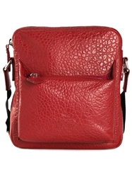 Vivienne Westwood 'Punk Pocket' Cross Body Bag Red