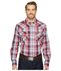 Cinch Modern Fit Western Plain Multicolored Men's Clothing