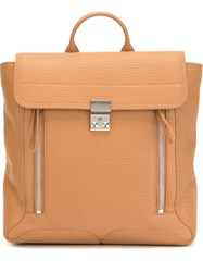 3.1 Phillip Lim 'Pashli' Backpack Nude And Neutrals