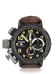 U Boat Chimera Watch Black Brown