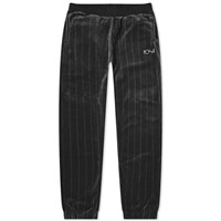 Polar Skate Co. Velour Sweat Pant Black