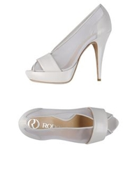 Rodo Pumps White