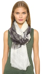 Yigal Azrouel Jaggie With Snood Scarf Heather Grey