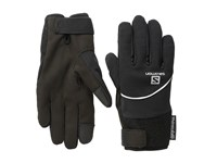 Salomon Thermo Glove W Black 1 Cycling Gloves