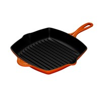 Le Creuset Square Grillit Volcanic