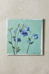 Anthropologie Garden Walk Wall Art Green