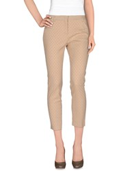 Schumacher Trousers Casual Trousers Women Camel