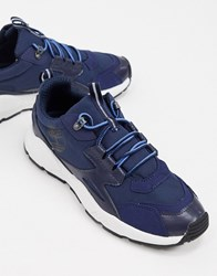 Timberland Ripcord Arctra Low Trainers In Navy