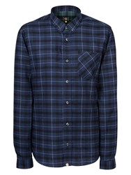 Pretty Green Enderby Shirt Navy