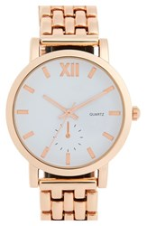 Junior Women's Bp. Bracelet Watch 38Mm Rose Gold