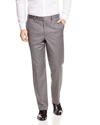 Jack Victor Loro Piana Classic Fit Trousers Grey