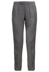 American Vintage Tracksuit Bottoms Anthracite
