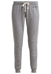Converse Tracksuit Bottoms Vintage Grey Heather Mottled Grey