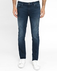 Hugo Hugo Boss Faded Blue 734 Skinny Jeans