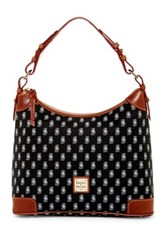 Dooney And Bourke Mariners Hobo Black