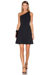 Theory Leainna Dress Black