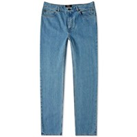 Calvin Klein 205W39nyc Jaws Back Pocket Jean Blue