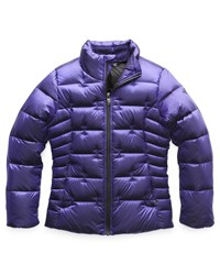 The North Face Aconcagua Shimmer Down Jacket Size Xxs Xl Blue