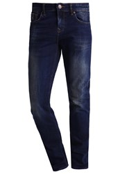 Ltb Joshua Slim Fit Jeans Valiente Wash Dark Blue Denim
