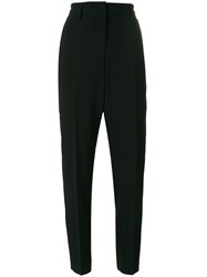 Sonia Rykiel By High Waisted Trousers Black
