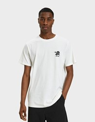 Insight No Bpm Ss Tee In Dusted White
