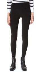 Norma Kamali Kulture Go Leggings Black