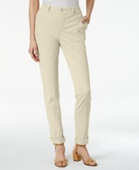 Styleandco. Style Co. Chino Boyfriend Pants Only At Macy's Stonewall
