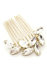 Brides And Hairpins Easton Comb Gold