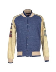 Madson Discount Jackets Slate Blue