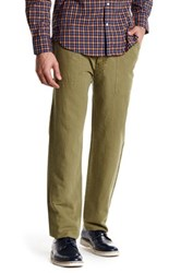 Gant Canvas Chino Pant 32 34 Inseam Green
