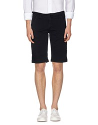 Bramante Trousers Bermuda Shorts Men Black