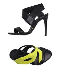 Gianmarco Lorenzi Sandals Yellow