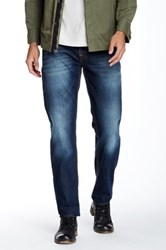 True Religion Flap Pocket Slim Jean Blue