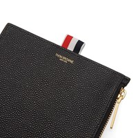 Thom Browne Large Coin Wallet Black