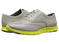 Cole Haan Zerogrand Wing Oxford Paloma Volt Women's Shoes Gray