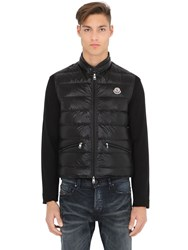 Moncler Gui Quilted Nylon Down Vest